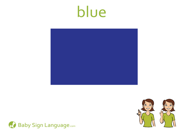 It's just a graphic of Effortless Sign Language Colors Printable