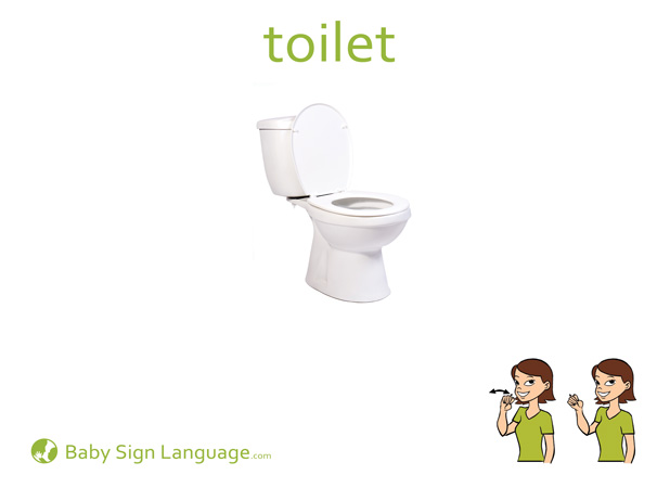 Bathroom Sign Language Baby bathroom sign language bathroom american sign language asl sign